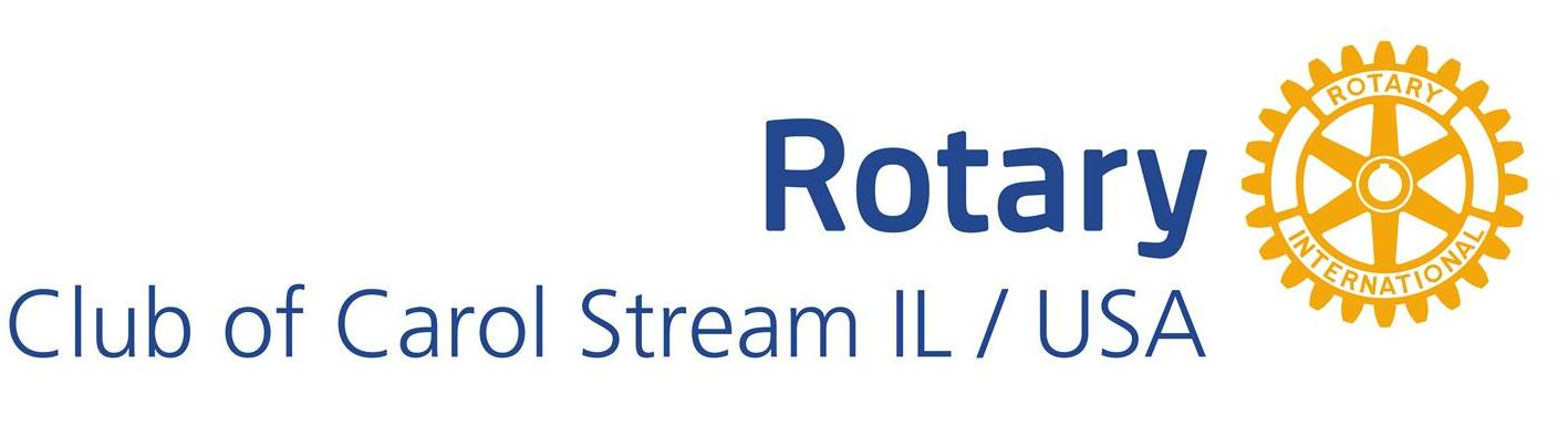 Rotary Club of Carol Stream Illinois