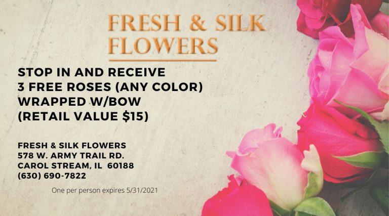 Fresh & Silk Coupon