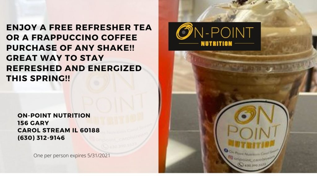 on point nutrition