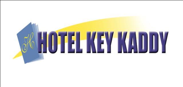 Hotelkeykaddy