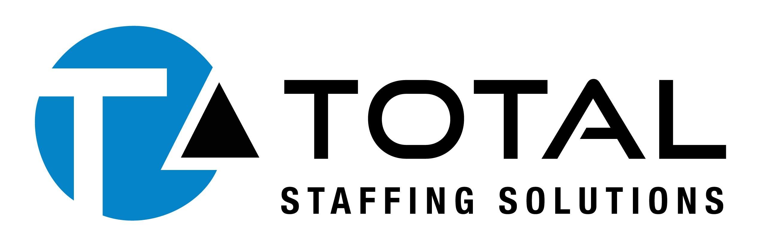 total Staffing logo